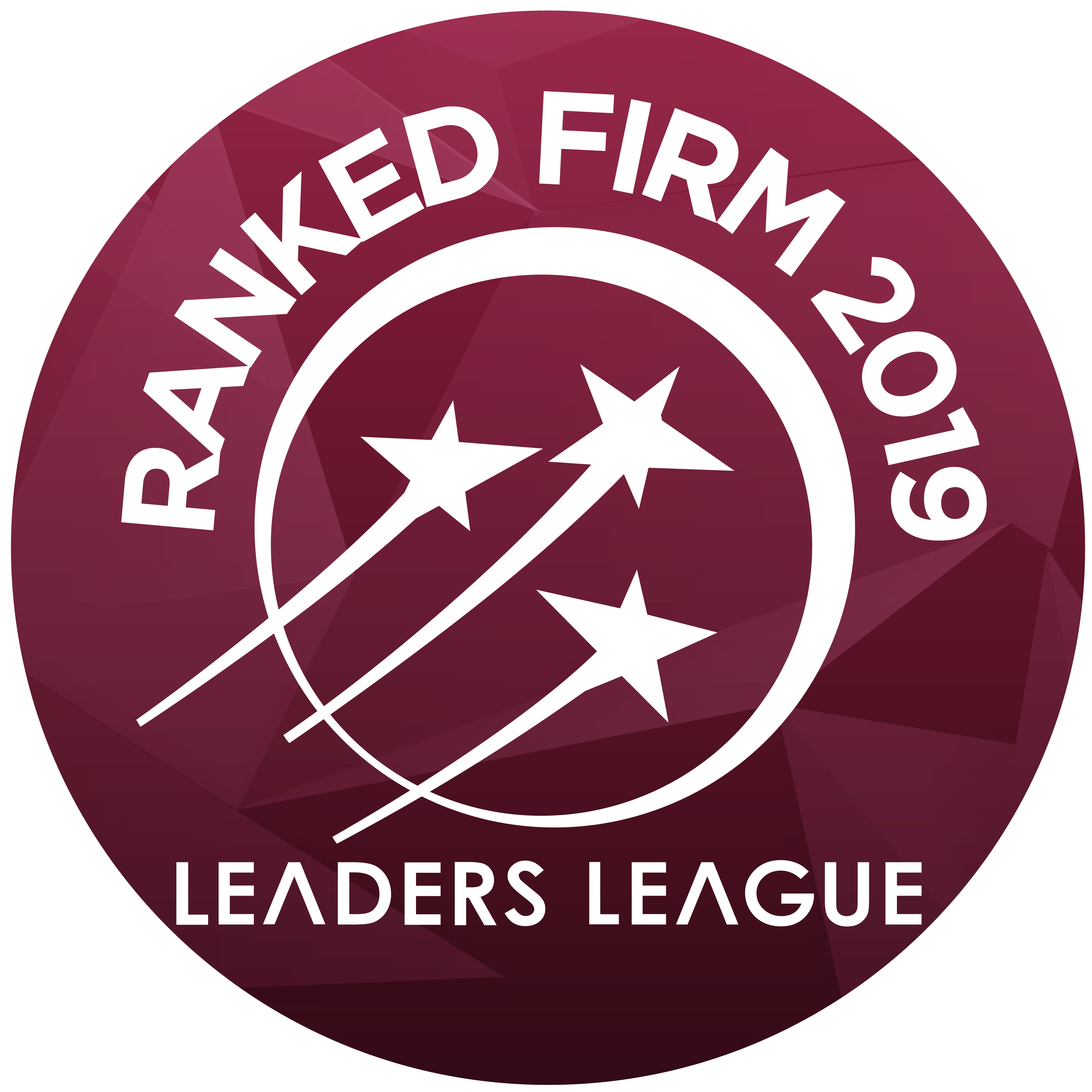 RankedLeadersLeague 2019